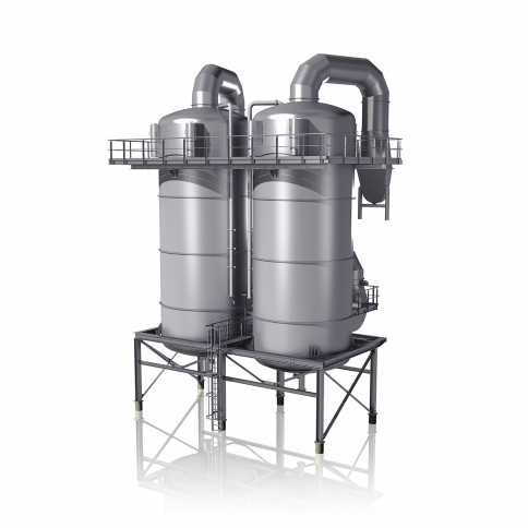 BETH Oil-Mist Electrostatic Precipitator