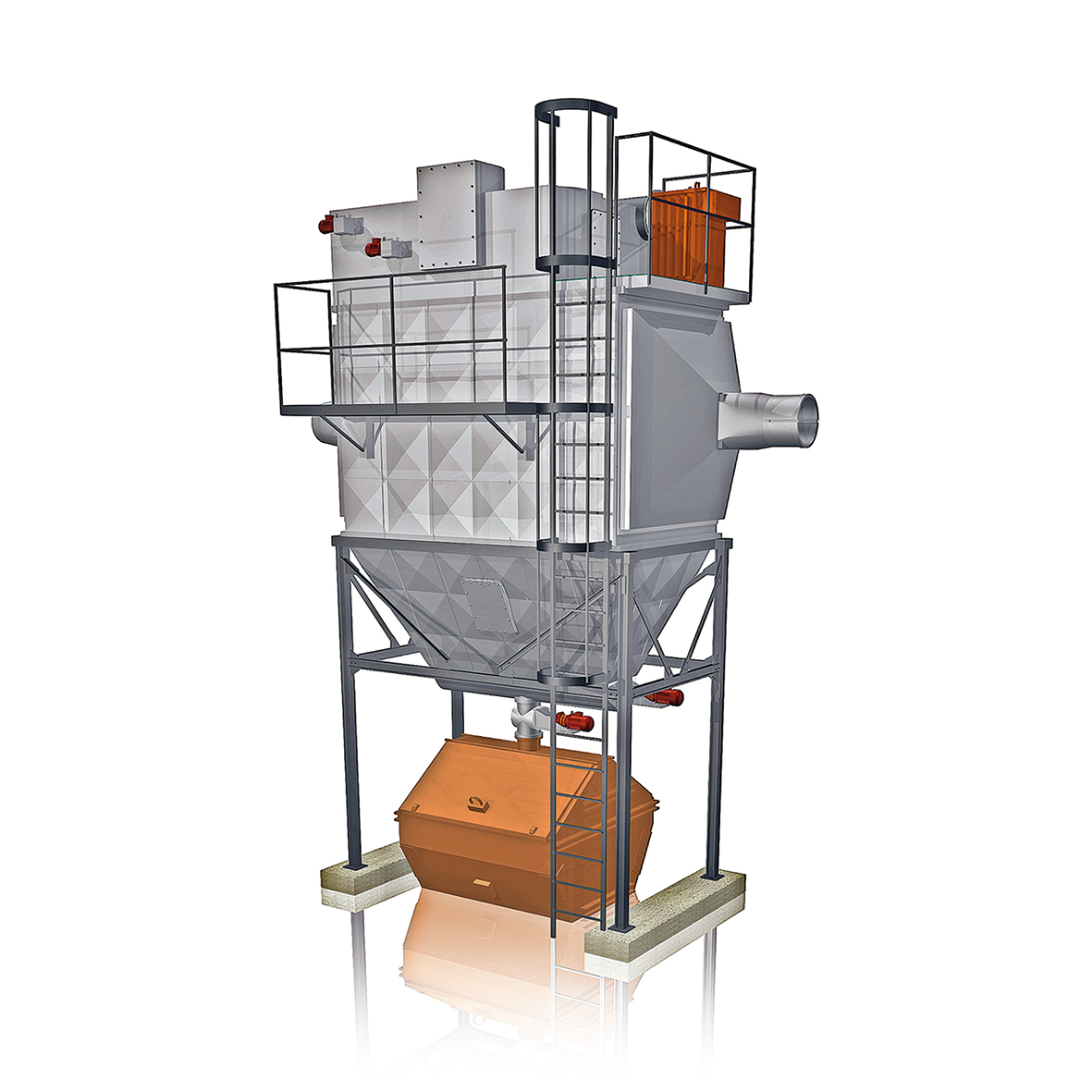 BETH Small Electrostatic Precipitator
