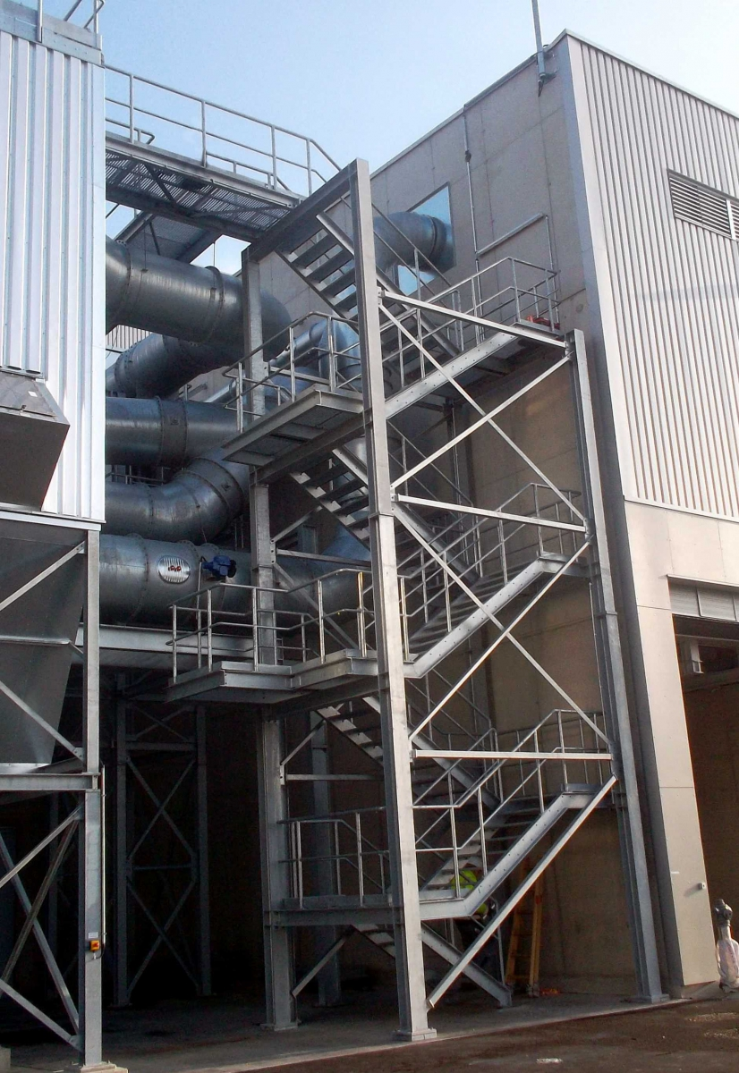 Stair towers rr beth for Stair tower